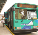 Green Line Bus